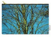 Beautiful Turquoise Sky Carry-all Pouch