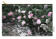 Beautiful Until The Last Petal Falls Carry-all Pouch