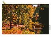 Beautiful Victoria Park Truro Nova Scotia Carry-all Pouch