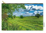 Summer View In Yorkshire Carry-all Pouch