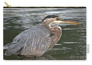 Beautiful Wader Carry-all Pouch