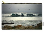 Beautiful Waves On The Monterey Peninsula Carry-all Pouch
