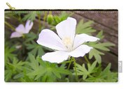 Beautiful Wild Geranium Carry-all Pouch