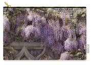 Beautiful Wisteria Carry-all Pouch