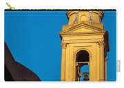 Beautiful Yellow Church Steeple Carry-all Pouch