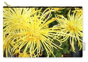 Beautiful Yellow Flower Carry-all Pouch