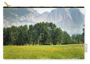 Beautiful Yosemite Meadow Carry-all Pouch
