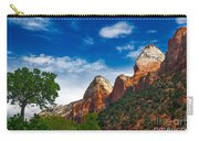Beautiful Zion Carry-all Pouch