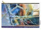 Beautifully Broken Framed Carry-all Pouch