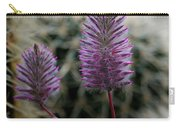 Beauty Among Thorns Carry-all Pouch
