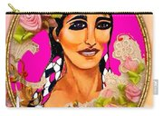 Beauty And Flowers 1 Carry-all Pouch