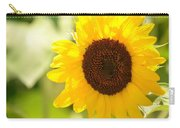 Beauty Beheld - Sunflower Carry-all Pouch