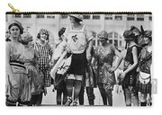 Beauty Contest, 1921 Carry-all Pouch