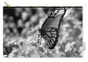 Butterfly Beauty In Nature Carry-all Pouch