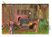 Beauty In Old Age Carry-all Pouch