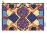 Beauty In Symmetry 1 - The Joy Of Design X X Arrangement Carry-all Pouch