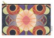 Beauty In Symmetry 4 - The Joy Of Design X X Arrangement Carry-all Pouch