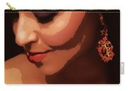 Beauty - Ladies - Poster Carry-all Pouch