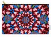 Beauty Of Aruba Kaleidoscope Carry-all Pouch