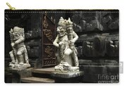Beauty Of Bali Indonesia Statues 1 Carry-all Pouch