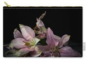 Beauty Of Decaying Lilies Carry-all Pouch