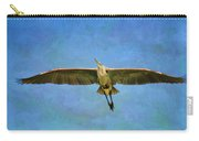 Beauty Of Flight Textured Carry-all Pouch