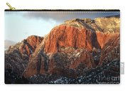 Beauty Of Kolob Canyon  Carry-all Pouch
