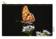 Beauty Of Nature Butterfly Brazil 2 Carry-all Pouch