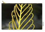 Beauty Of Nature Fern 3 Carry-all Pouch