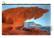 Beauty Of Sandstone Little Finland Carry-all Pouch by Bob Christopher