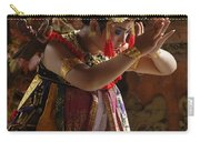 Beauty Of The Barong Dance 4 Carry-all Pouch