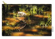 Beauty Of The Bog Carry-all Pouch by Karen Wiles