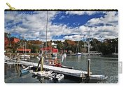 Beauty Of The Harbor Carry-all Pouch