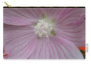 Beauty Of The Hollyhock  Carry-all Pouch