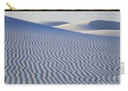 Patterns White Sands New Mexico Carry-all Pouch