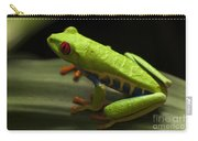 Beauty Of Tree Frogs Costa Rica 2 Carry-all Pouch