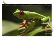 Beauty Of Tree Frogs Costa Rica 3 Carry-all Pouch