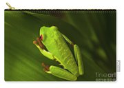 Beauty Of Tree Frogs Costa Rica 6 Carry-all Pouch