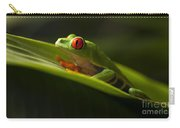 Beauty Of Tree Frogs Costa Rica 7 Carry-all Pouch