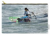 Beauty Of Windsurfing Maui 2 Carry-all Pouch