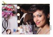 Beauty Portrait Carry-all Pouch