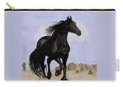 Beauty Running Free Carry-all Pouch