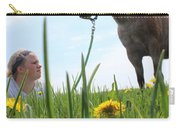 Beauty Carry-all Pouch by Tiffany Erdman