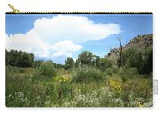 Beaver Creek Valley In Colorado Carry-all Pouch