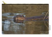 Beaver Swimming Carry-all Pouch