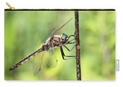 Beaverpond Baskettail Dragonfly Carry-all Pouch