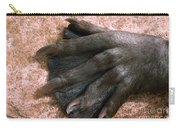 Beavers Hind Foot Carry-all Pouch