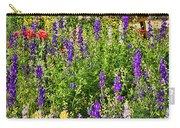 Becker Vineyards' Flower Garden Carry-all Pouch