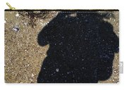Becoming One With The Beach Stones Carry-all Pouch