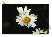 Bed Of Daisy's For Daisy Carry-all Pouch